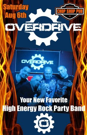 8:6:16 OverDrive