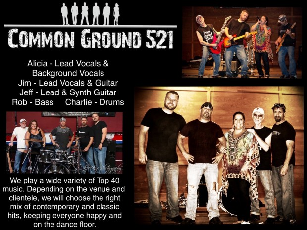 Common Ground 521