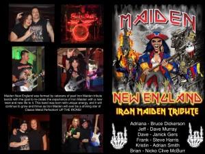 Maiden New England
