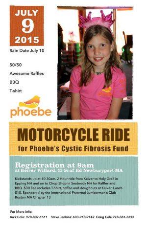 7:9:16 Phoebe's Ride