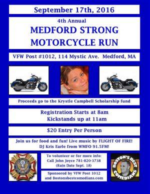 9:17:16 Medford Strong