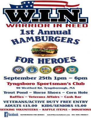 9:25:16 Win Burger's for Heros