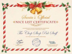 nice-certificate