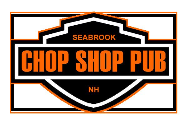 Chop Shop Pub Logo Transparent PNG